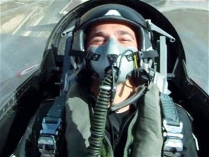 F16'da 45 dakika